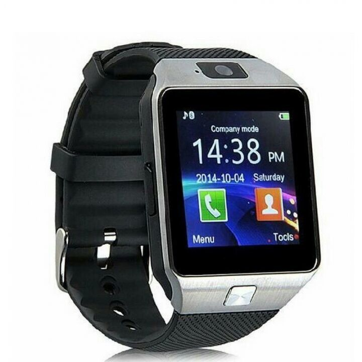 e0e48a3c5 KiliFun Collection DZ09 Bluetooth Sport Wrist Smart Watch Phone For Android  Golden One Size black one