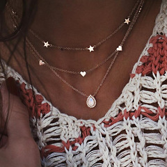 LARAINE European and American Style Necklace 2162 normal