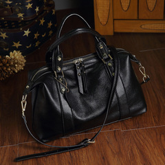 LARAINE Large Capacity and High Quality Handbags for Ladies black one size
