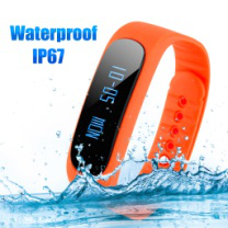 Bluetooth 4.0 Smart Health Brancelet Pedometer