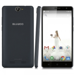 Bluboo X550  5.5''  Android 5.1 MT6735P Quad Cores 1.0GHz RAM 2GB +16GB ROM SmartPhone Black