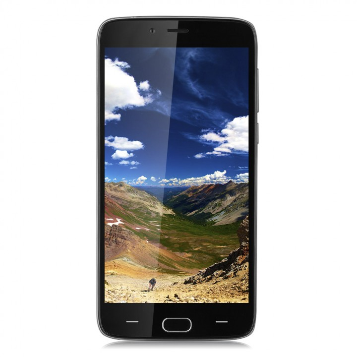 5.5'' DOOGEE Y200  Android 5.1 Lollipop MT6735M Quad Core 1.0GHz  Smartphone EU Grey