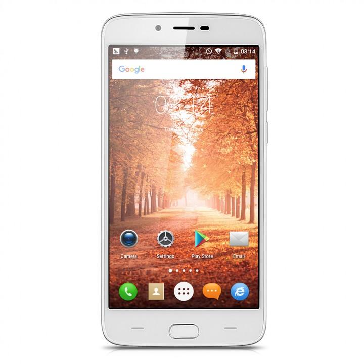 5.5'' DOOGEE Y200  Android 5.1 Lollipop MT6735M Quad Core 1.0GHz  Smartphone EU White
