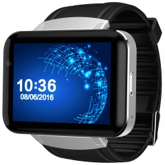 DOMINO DM98 3G Smartwatch Phone black one size