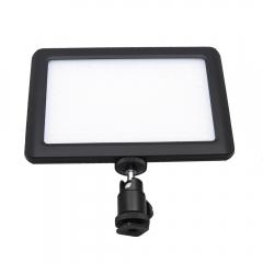 3200K / 6000K 192PCS Beads Portable Dimmable Studio Photography LED Light Panel Lamp black