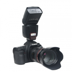 WS - 560 Universal Flash Speedlite Speedlight for Nikon / Canon / Olympus / Pentax black