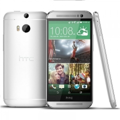 HTC One M8 16GB Factory GSM Unlocked Android WIFI Cell Phone Refurbished Smartphone sliver