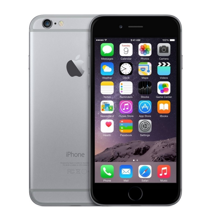 Apple iPhone 6 Plus - 16GB - Gold -Unlocked- Grade A- EXCELLENT CONDITION gray