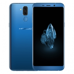 MEIIGOO S8 4G Phablet Android 7.0 6.1 inch MTK6750T 1.5GHz Octa Core 4GB RAM 64GB ROM 13.0MP + 5.0MP Dual Rear Cameras Fingerprint Scanner Blue