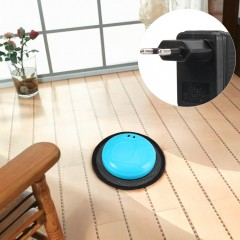 TOKUYI TO-RMS Robotic Mop Sweeper Smart Floor Cleaner for Home Use - EU Plug Blue one size