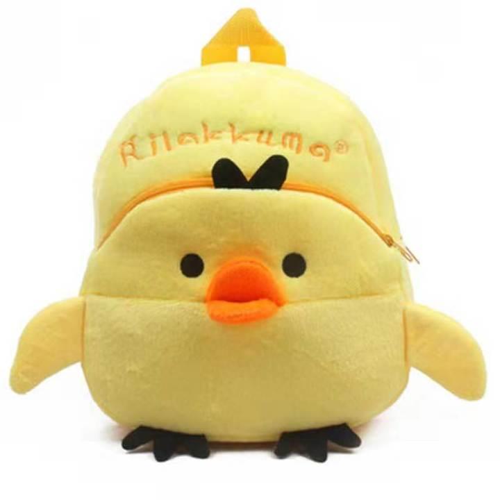 D-baby 3D Cute Animal Design Backpack 1-3Y baby girls boys cute zoo School Bags Kindergarten Bag SH002A