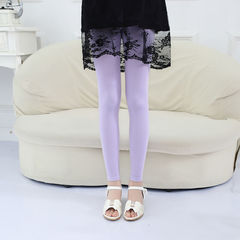 D-baby New Fashion Girl Tight Pants with Pure Spring and Autumn Girl Tight Pants ZI001E 90cm(7.5-10kg)