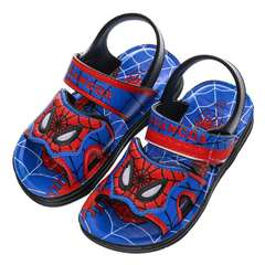 D-baby Cool little boy Spider-Man sandals, sandals for boys in summer XZ002A 16.5CM