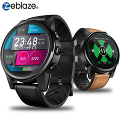 Zeblaze THOR 4 PRO 1.6 inches 1+16GB smart watch Multi-function bluetooth watches brown one size