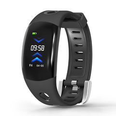 large screen sports waterproof smart bracelet factor DM11 smart bracelet watches black one size