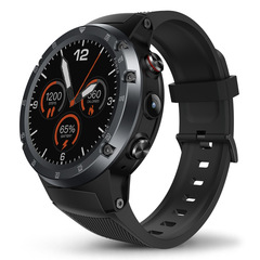 Zeblaze THOR 4 Plus the new upgrade MTK6739 1.25GHz quad-core smart watch black one size