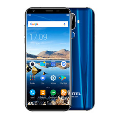 oukitel  K5 5.7寸 2+16G 6737T 1.5  Quad-core smart multifunction mobile phone blue
