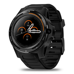 Zeblaze THOR 5 dual system dual chip smart watch bracelet long standby 8 million pixels 2+16g black one size