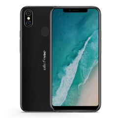 Ulefone X 5.85寸 4+64G smartphone multi-function camera phone black