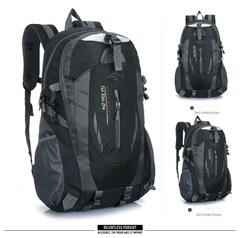 Mochila Waterproof Back Pack Designer Backpacks Male Escolar High Quality Unisex Nylon Travel bags