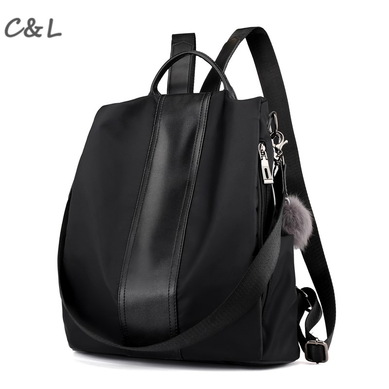 ... Backpacks for Teenager Girls School Style Bag College Simple Design  Female Casual Daypacks black 30×14×35cm  Product No  9956971. Item  specifics  Brand  c44639fa8e21d