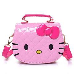 Christmas Gift Children's handbag girl's crossbody princess's bag cute hand girl's one-shoulder bag pic1 onesize