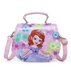 Christmas Gift Children's handbag girl's crossbody princess's bag cute hand girl's one-shoulder bag pic5 onesize