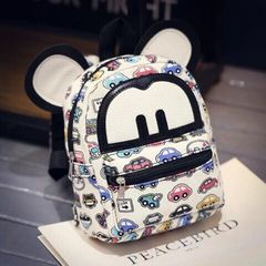 Children's backpacks kindergarten boys and girls small, middle and large classes travel backpack pic5