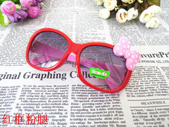 Kid's Sunglasses 3-12 years Mickey Design Fashion anti-radiation Baby Christmas Birthday Gift pic4 normal