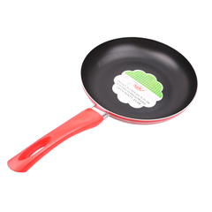 Sundabests Non-Stick Triple Coating Frying Pan red 24cm