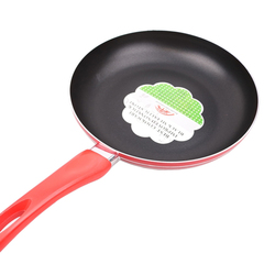Sundabests Non-Stick Triple Coating Frying Pan(1300011176/1300011177/1300011178/1300011179) red 22cm