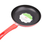 Sundabests Non-Stick Triple Coating Frying Pan(1300011176/1300011177/1300011178/1300011179) red 24cm