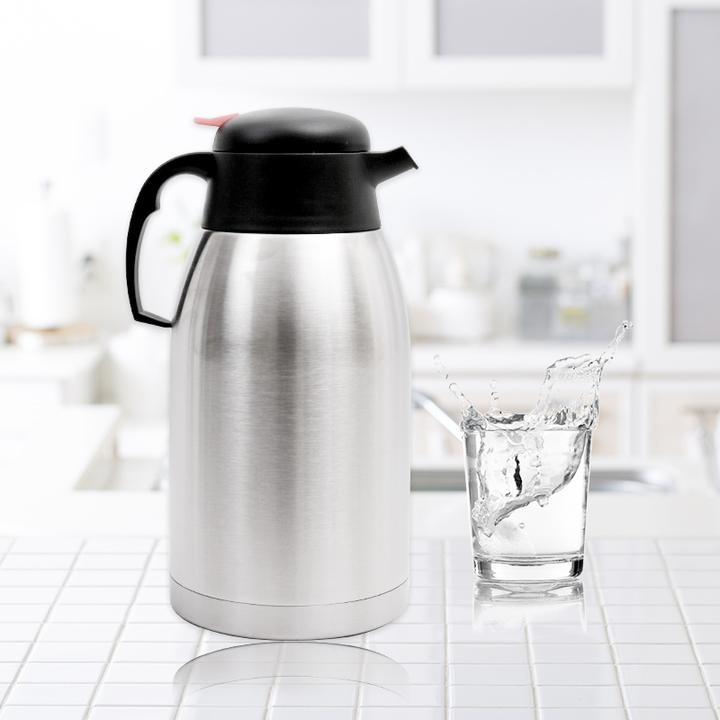 UNBREAKABLE Stainless Steel Coffee  Bottle 2.5L(130011271) silver 2.5L