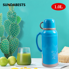 SUNDABESTS 1.0L New Fashion Vacuum Flask(130008155) blue 1.0l