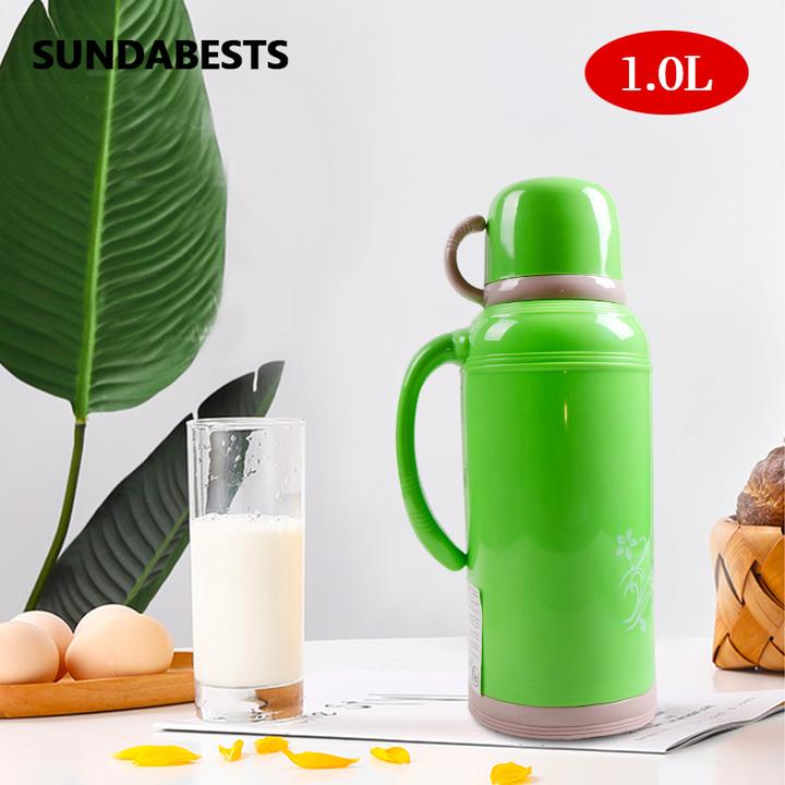 SUNDABESTS 1.0L New Fashion Vacuum Flask(130008155) green 1.0l