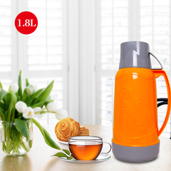 SUNDABESTS 1.8L New Fashion Vacuum Flask(130007860) orange 1.8l
