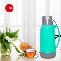 SUNDABESTS 1.8L New Fashion Vacuum Flask(130007860) light green 1.8l