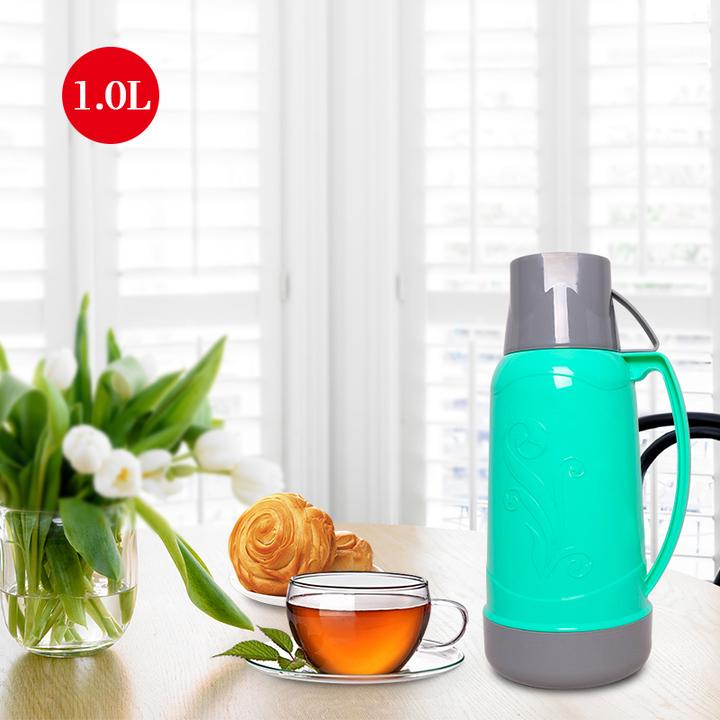SUNDABESTS 1.0L New Fashion Vacuum Flask(130007426) light green 1.0l