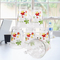 Sundabests 6pcs High Quality Glass Glassware (130011511) as the picture 6pcs