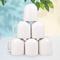 Sundabests 6pcs High Quality Tea Milk Coffee Ceramic Mug 6pcs Cups white one size