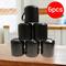 Sundabests 6pcs High Quality Tea Milk Coffee Ceramic Mug Cups(130012452,130012456) black one size
