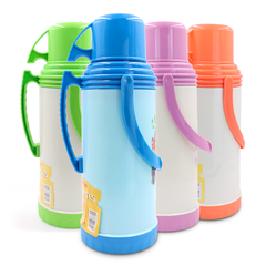 SUNDABESTS 2.0L New Vacuum Flask Thermoses Insulation pot(130008485) orange 2.0l