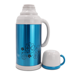 SUNDABESTS 1.8L New Vacuum Flask Thermoses Insulation pot(130008157) blue 1.8l