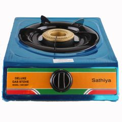 Sathiya High Quality Exquisite Kitchen Wares Burner Gas Stove,1 burner (130015097)