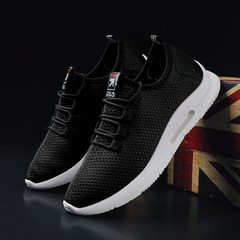 2018 Spring and autumn classic new casual shoes sneakers slippers Black 39