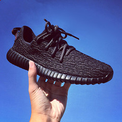 New flying woven coconut lovers leisure breathable old Beijing net cloth shoes men's running shoes black 36