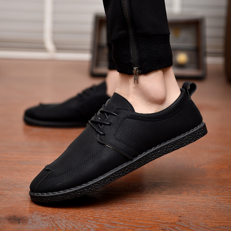 2369a4ad6455 Mens shoes 2019 autumn cloth shoes mens leisure sports outdoor ...