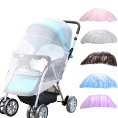 Infants Baby Cover Buggy Net Mosquito Net Baby Care Insect Protector Fashion Fly Pink One size