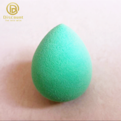 Makeup cotton Make-up Egg Mild Not Irritating Exfoliating Soft Comfortable green
