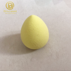Makeup cotton Make-up Egg Mild Not Irritating Exfoliating Soft Comfortable yellow